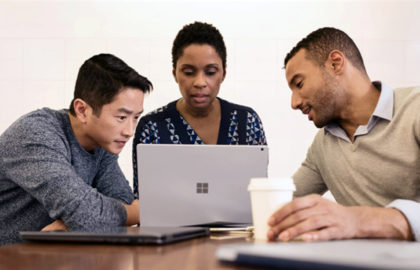 Office 365 when and where  you need it.